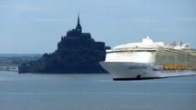 L'Harmony of the seas, une silhouette bientôt familière dans la Baie