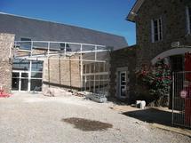 La maison des Arts, le 24 mai 2011