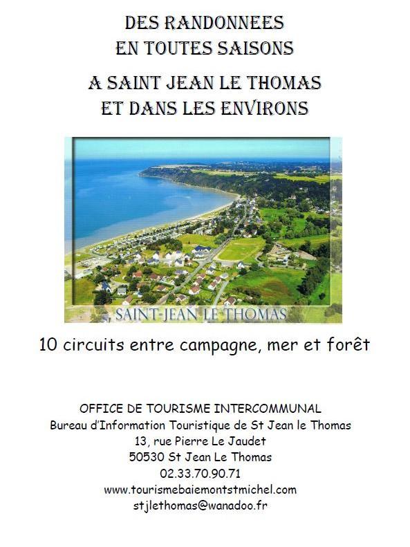Guide des randonnées à St Jean et dans les environs
