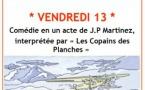 """Théâtre à Saint Jean : """"Les méfaits du tabac"""" et """"Une demande en mariage"""""""