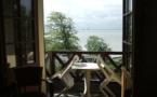 ERMITAGE DU ROC DRET : le charme d'une vue exceptionnelle  sur le Mont Saint Michel et sa baie.