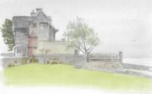 """Carnets de voyage dans la Baie : """"Maisons des Bourgs, Maisons des Champs"""""""