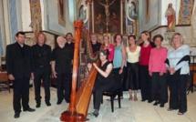 "Concert de l'ensemble vocal ""Alkemia"" (11/08)"
