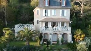 LA FEUILLERAIE_ 2 Chambres d'hôtes face au Mont Saint Michel
