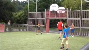 Tournois de football au city-stade de St-Jean-le-Thomas. Les premiers matchs disputés !(MAJ 24/07)