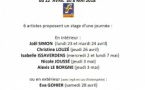 SJDA : stages d'Aquarelle(23/04 au 03/05)