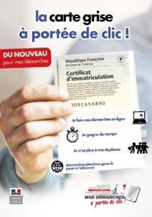 Cartes Grises et Permis de Conduire: démarches en ligne