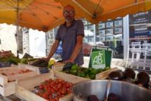 Le marché estival