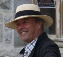 Philip Delaveau, l'écrivain de la cabane au pied de la falaise