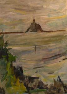 Saint Jean le Thomas, village d'artistes