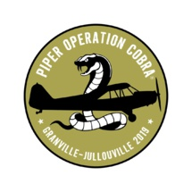 Piper Operation Cobra, c'est aussi à Saint Jean le Thomas