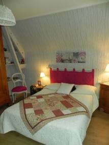 Sabine CARI-BONNOT - chambre d'hôtes - 2 pers - Baie du Mont Saint Michel - Saint Jean le Thomas.