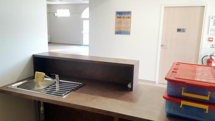 Salle de Convivialité - Tarifs de location et équipements