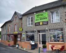 Hotel - Restaurant des Bains