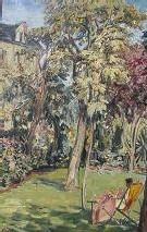 Erable du jardin saint-jeannais, avec Marie-Jeanne, son épouse.