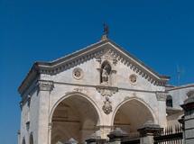 sanctuaire du mont Gargano