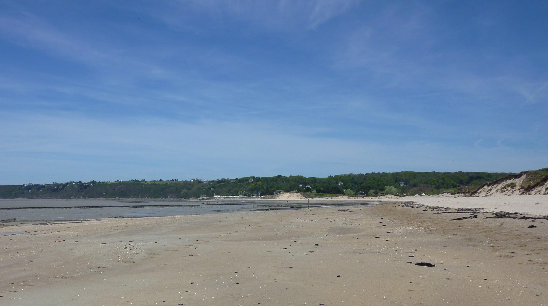 La plage de Pignochet