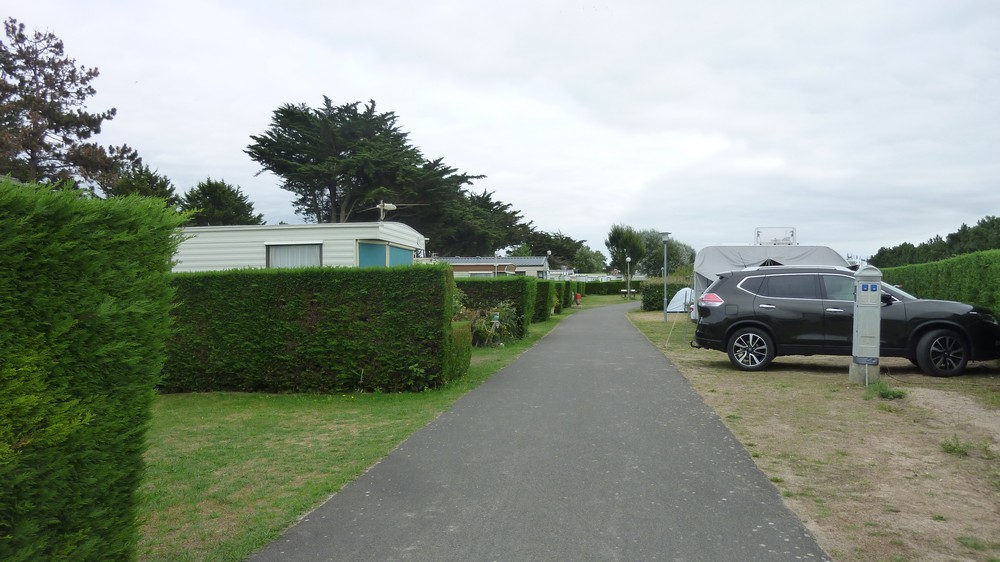 Camping municipal de Saint Jean le Thomas ** ouvert