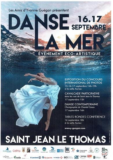 """""""Danse la mer"""" événement éco-artistique"""