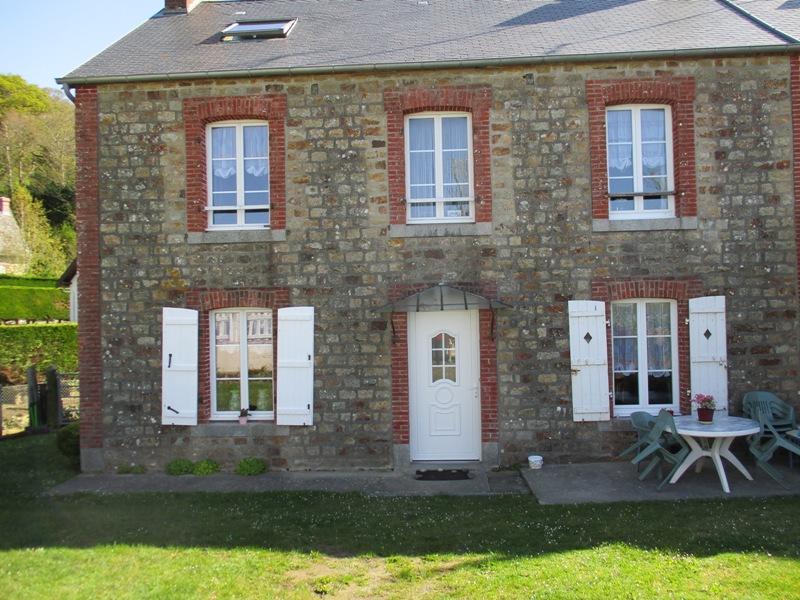 Villa Sans Façon - 2 chambres d'hôtes - 2 pers - Baie du Mont Saint Michel - Saint Jean le Thomas