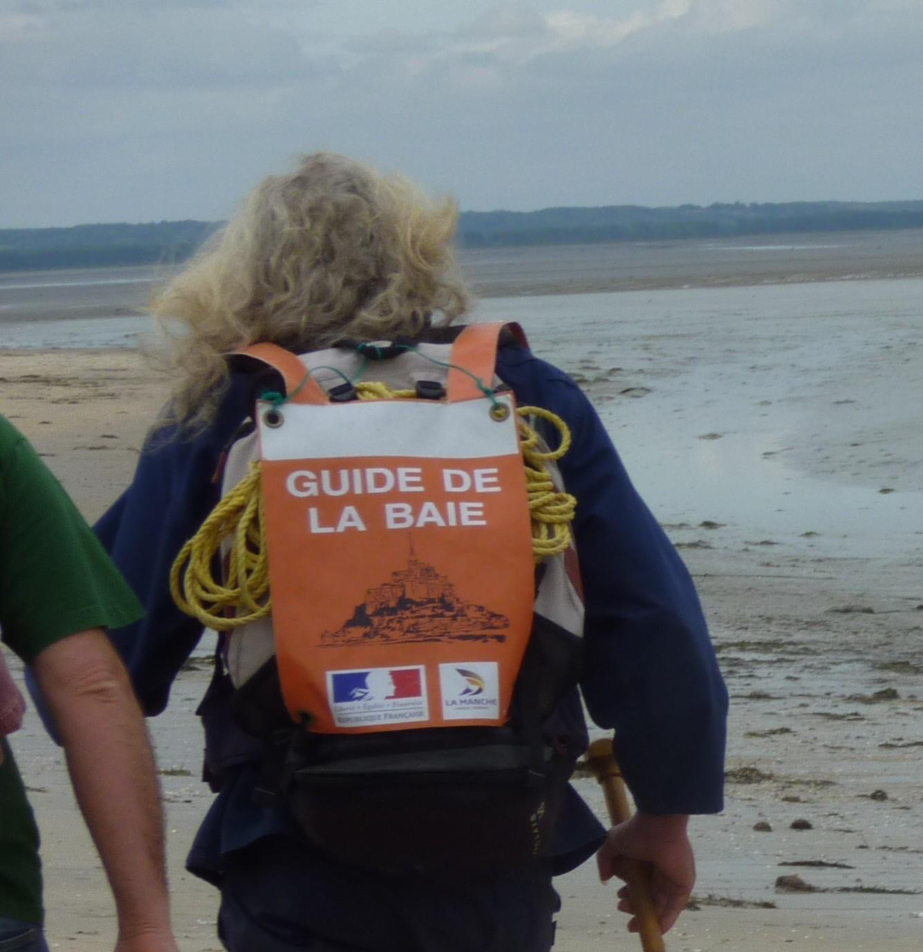 Traversées, randonnées et sorties dans la Baie du Mont Saint Michel