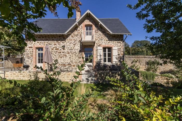 La Conciergerie - Maison - 6 pers - Baie du Mont Saint Michel - Saint Jean le Thomas