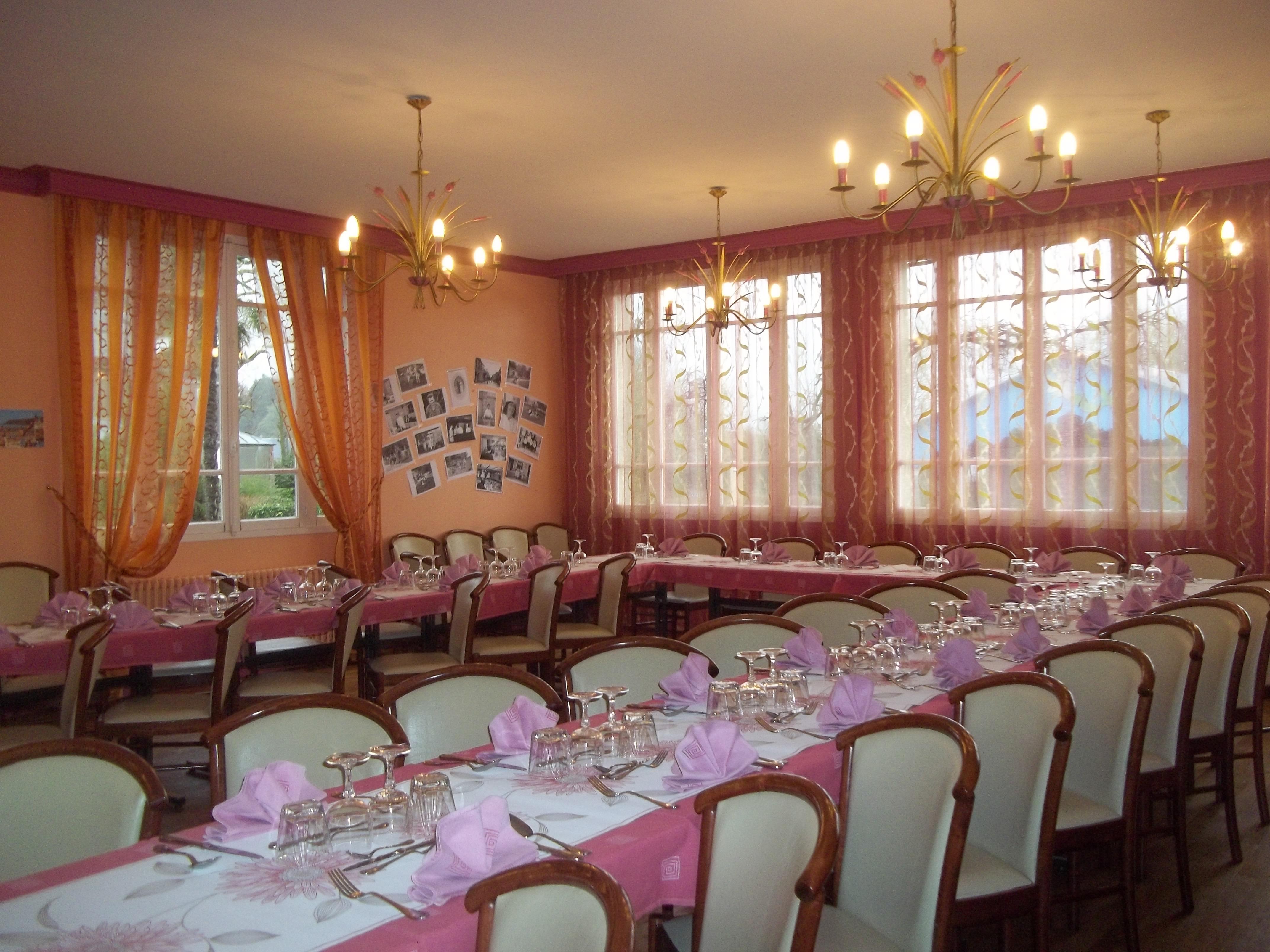 Restaurant de l'Hôtel des Bains