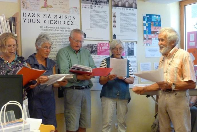 Les Amis de la Bibliothèque - Projets 2021
