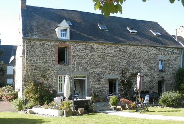 Chez vic 2 chambres d 39 h tes 2 4 pers baie du mont saint michel champeaux - Chambre d hote mont saint michel ...