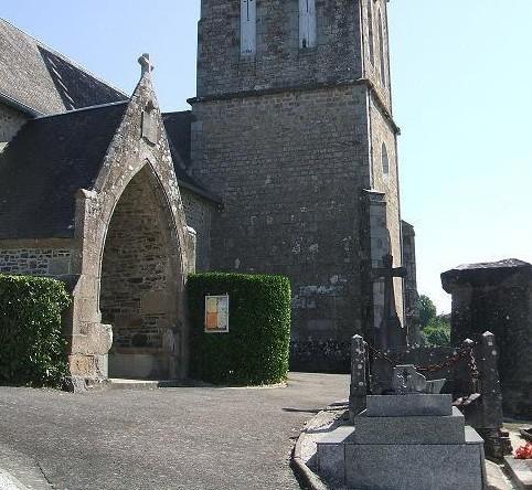 Saint Jean le Thomas, village Patrimoine