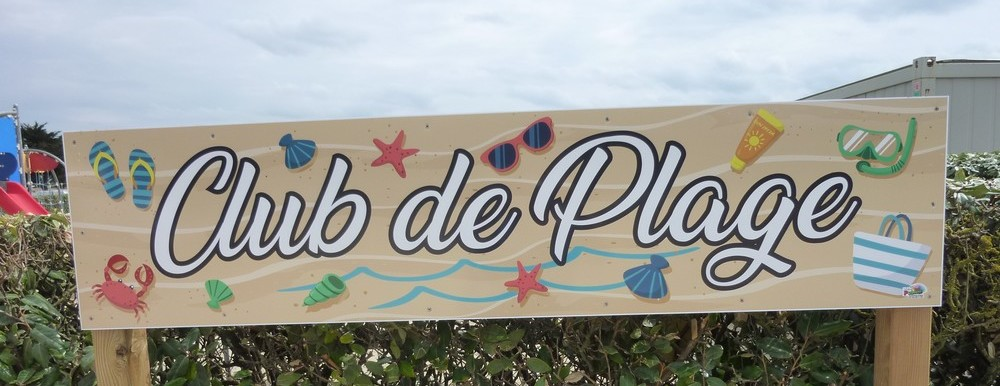 Le club de plage