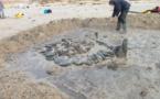 Saint Jean le Thomas : un four à sel datant de l'âge de bronze découvert sur la plage
