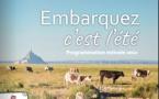 """""""Embarquez, c'est l'été"""" dans la Baie du Mont Saint Michel"""