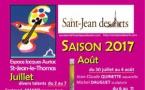 Saint Jean des Arts : Saison 2017