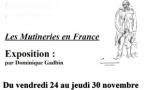 """Conférence """"1917, une année qui a changé le monde"""",exposition """"Les mutineries de 1917"""" en France"""