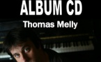 Thomas Melly : un nouvel album