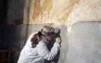 Restauration des peintures murales de l'église de Saint Jean le Thomas