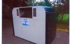 Collecte des ordures ménagères pendant l'été