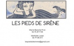 """""""Les pieds de sirène"""", association d'artistes"""