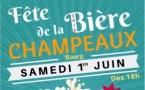 Fête de la bière et troc' du jardinier à Champeaux 2019