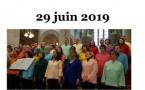 """Concert """"Chants du Monde"""" en l'Eglise de Saint Jean le Thomas"""