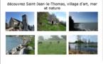 """Saint Jean le Thomas """"commune touristique"""""""