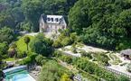 LES HAUTS - château - max 15 pers - Vue sur le Mont Saint Michel - Saint Jean le Thomas