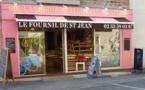 Covid-19 : la boulangerie,l'épicerie et le taxi de St Jean à votre service