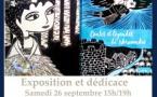 Exposition et dédicace aux Ateliers du Bout de la Mer