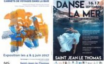 Rétrospective 2017 à Saint Jean le Thomas