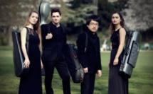 Concert de musique classique par le quatuor Daphnis