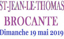 Brocante 2018 Saint Jean le Thomas