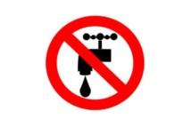 Avis de coupure d'eau sur la commune Mardi 26 juin