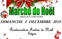 Marché de Noël 2018 à Saint Jean le Thomas